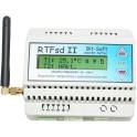 Rejestrator temperatury RTFsd GSM z funkcją powiadomienia SMS.