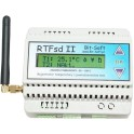 Rejestrator temperatury RTFsd II GS